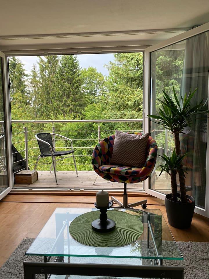 WG-Zimmer in Hameln-Nord - citynah - komplett - B