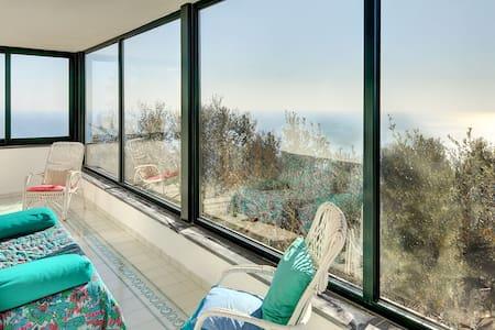 Villa Alfonsina- Views & More Views - Torca - House