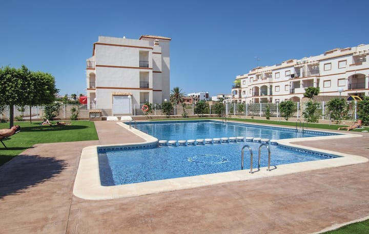 ORIHUELA ATTRACTIVE AND COMFORTABLE APARTMENT