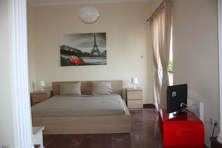 4. Beautiful Apartment in Benitses - Corfu - Apartamento