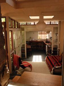 casa y jardín - Valparaiso
