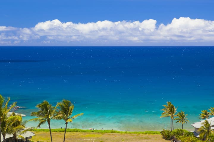 The villa offers some of the very best ocean views on all Maui