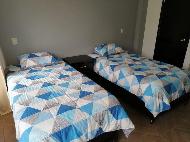 4Tu habitación ideal para unas cómodas vacaciones