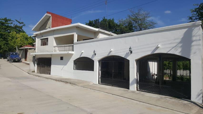 Habitacion doble en Casa Huasteca Bonita