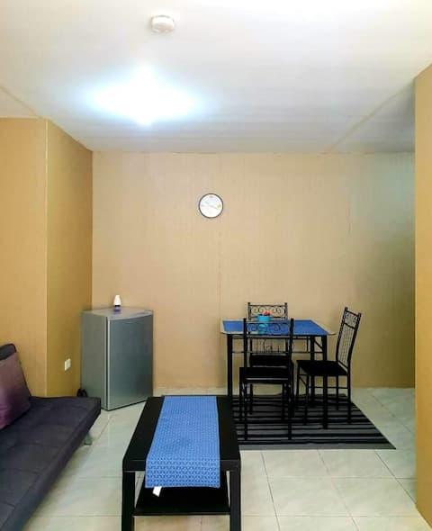 1 Bedroom Apartment (RM 2)