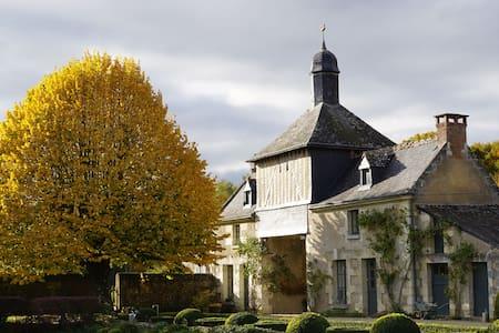Propriété historique, grand calme, proche de Tours - Luynes