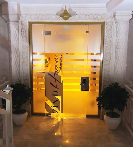 Zin D Home Çekmeköy - Çekmeköy - Appartement