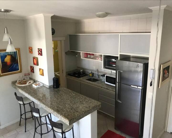 Apartamento 1 dormitório em Jurerê