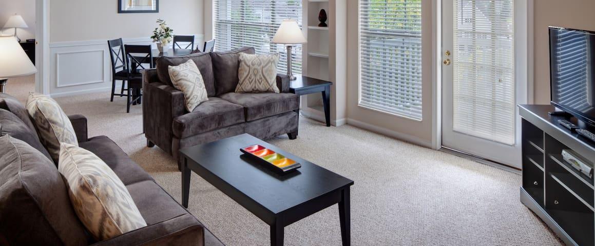 Luxurious Pittsburgh Apartment-2b-1 - Pittsburgh - Apartment