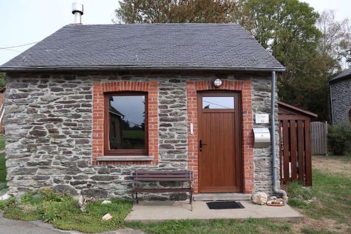 Knus ardens vakantiehuisje met 2 slpk vr 4 pers