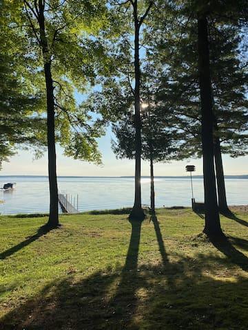 """Happy Hours"", on Higgins Lake"