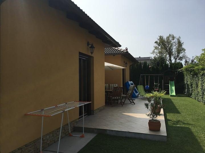 Zamardi nice house close to Balaton