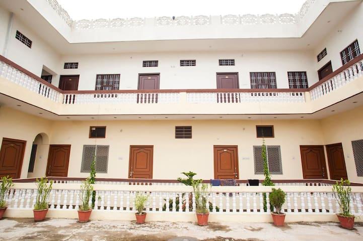 Nature lodge Hotel in Pushkar - Pushkar - Гестхаус