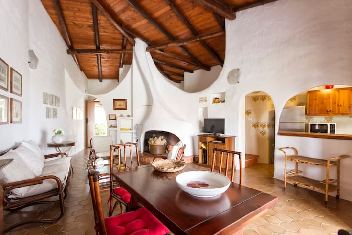 Villa a schiera a 400 m dal mare - Province of Sassari - Dom