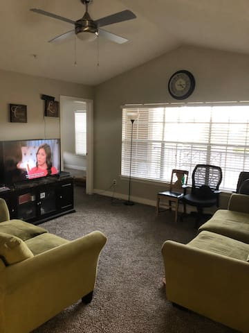 Comfy private suite located 15 min from Galleria