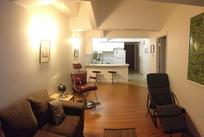 Clean bright new apartment - sudbury - Apartment