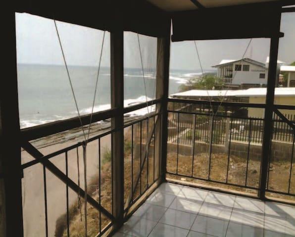 Beachfrnt Home La Boquita Nicaragua