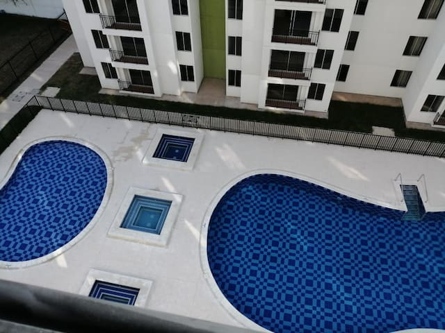 Espectacular apartamento en Ricaurte.