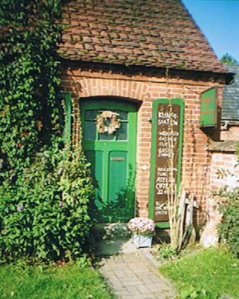 Kunststation (Landhofzimmer) mit separatem Eingang