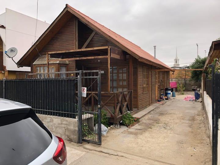 Hermosa casa en Caldera a minutos de Bahía Inglesa