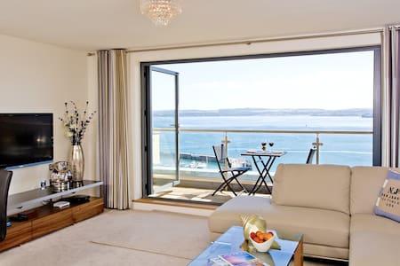 Harbour View - Luxury Apartment &  Sea Views