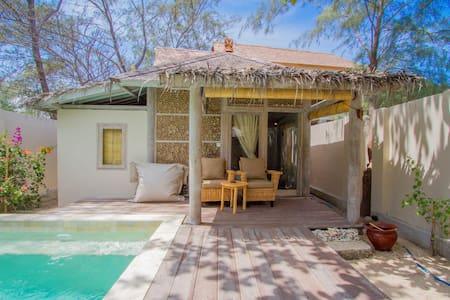 Villa DuaSembilan -Tropical villa in beachfront! - North Lombok Regency