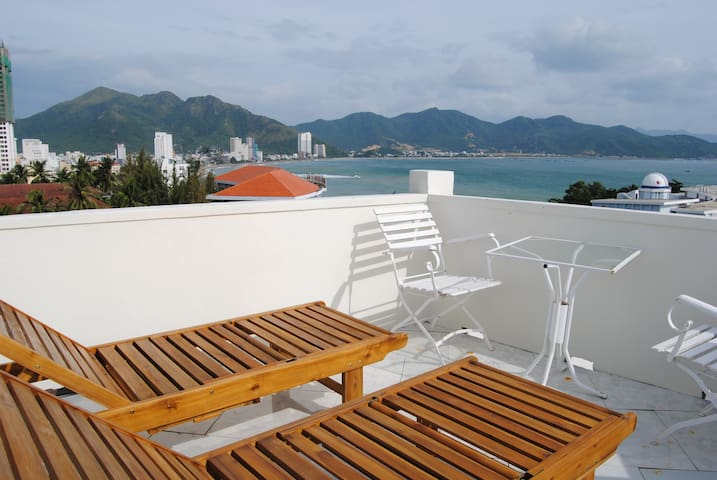 Mai House-new house with 5 separate flats1st floor - tp. Nha Trang