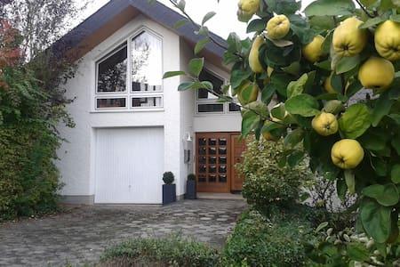 Wohnen in stadtnaher, aber ruhiger Wohnung - Bad Hersfeld