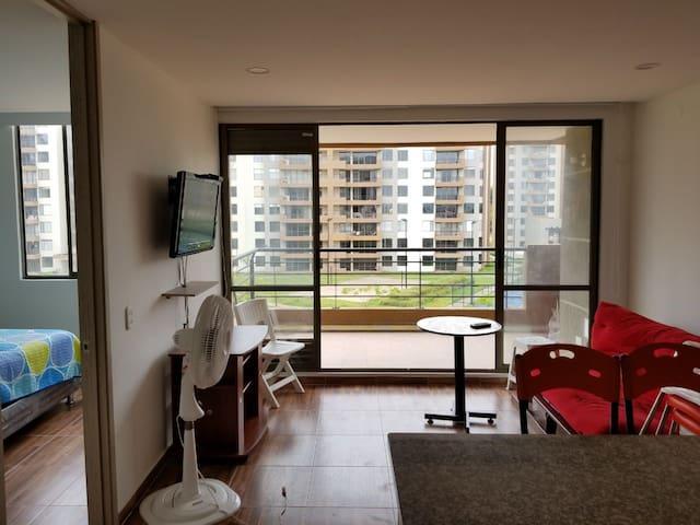 Apartamento Hermoso Hacienda Peñalisa Almendro
