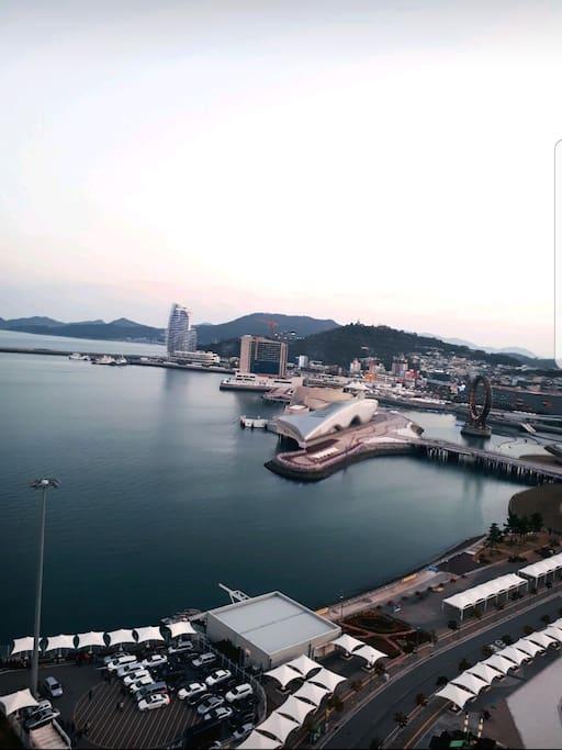 2012여수엑스포장 ~오동도전경^^