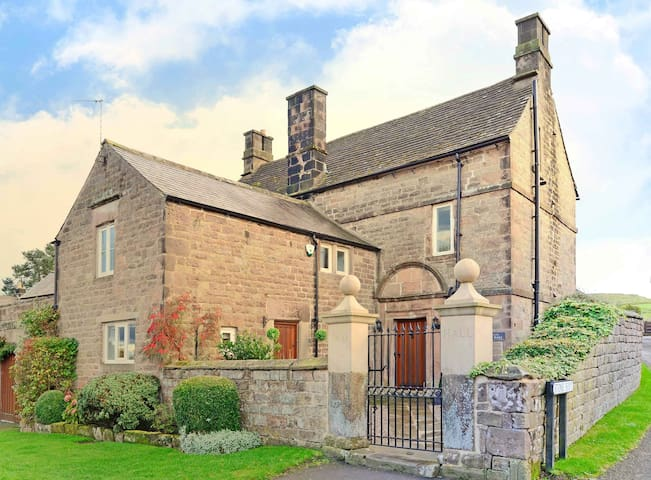 5* ELTON OLD HALL for friend/family get togethers