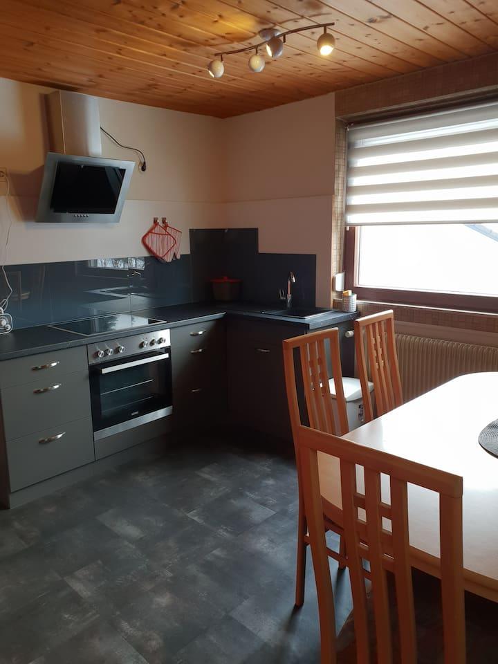 Küche Wohnung Geri 2.OG