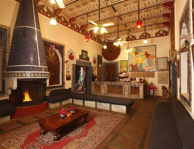 Luxury style living stay near @ ORCHHA