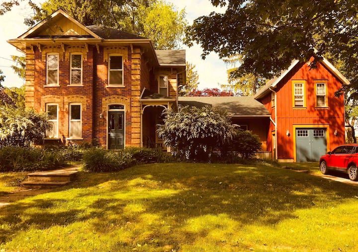 *Private Victorian Guesthouse *Walk to ELORA *2 FP