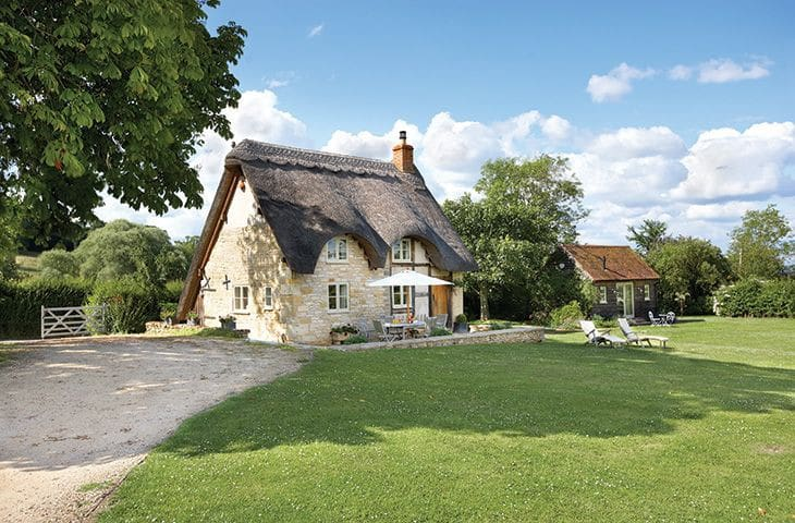 Field Cottage & Annexe - Elmley Castle, Pershore, Worcestershire - House