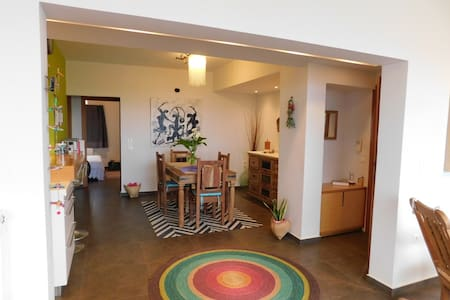 Vacation and relax in an apartment near the sea - Iraklio - Byt