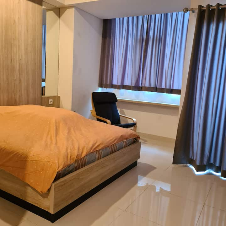 Cozy Roseville Studio Apartment in BSD City