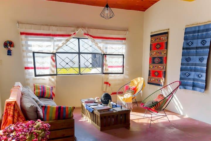 Casa Maria Luisa ·Tradicional+Fresh