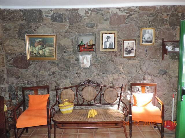 Casa  campo con vistas mar y cumbre - El Albercon - 獨棟