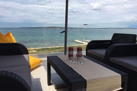 40 m distance to the sea,  seaview apartment