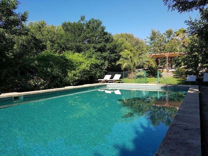 Menorcan Villa with exclusive Pool