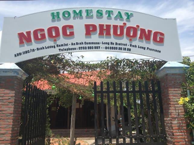 Vinh Long Homestay Ngoc Phuong - Vĩnh Long - Bed & Breakfast