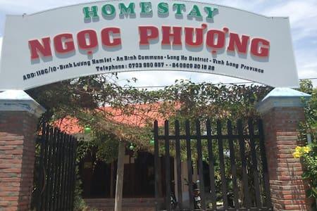 Vinh Long Homestay Ngoc Phuong - Bed & Breakfast