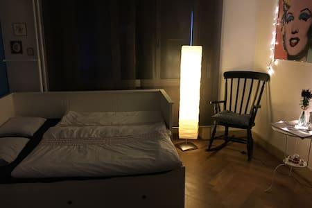 cozy vintage flat in brig - Brig