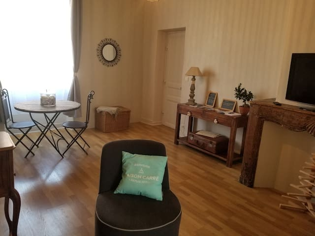 Appartement 80m2 centre ville Saint Amour