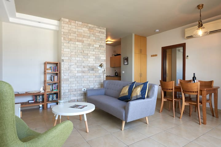 Beautiful German Colony One Bedroom Luxury - Jerozolima