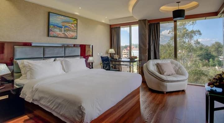 Swiss Lenana Mount Hotel -中国国际酒店