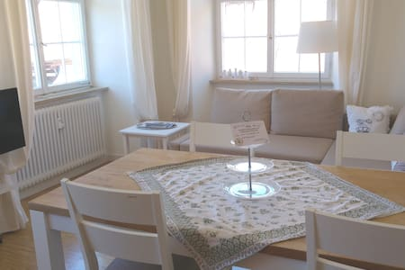 Charming holiday apartment in historic Meersburg