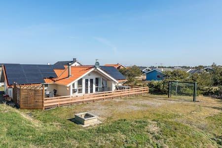 Ferienhaus  an der Nordsee.