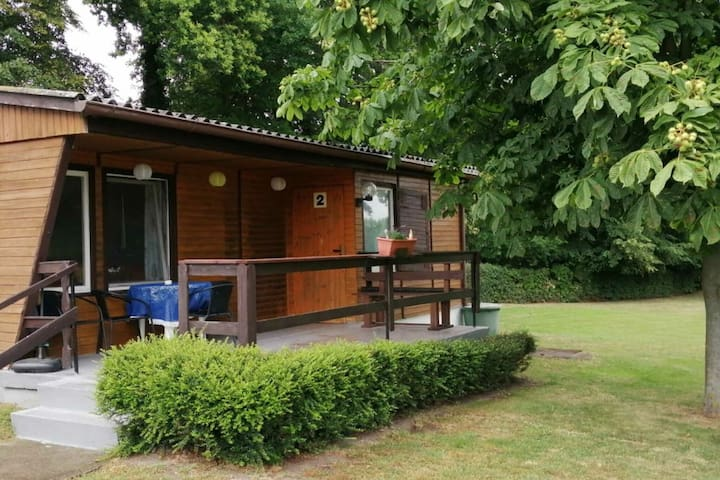 Spacious Bungalow in Insel Poel with Terrace